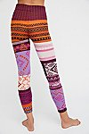Thumbnail View 2: Geo Patchwork Legging