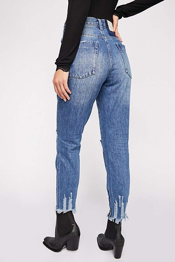 Slide View 2: OneTeaspoon High Waist Freebird Skinny Jeans