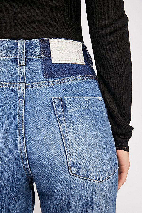 Slide View 4: OneTeaspoon High Waist Freebird Skinny Jeans