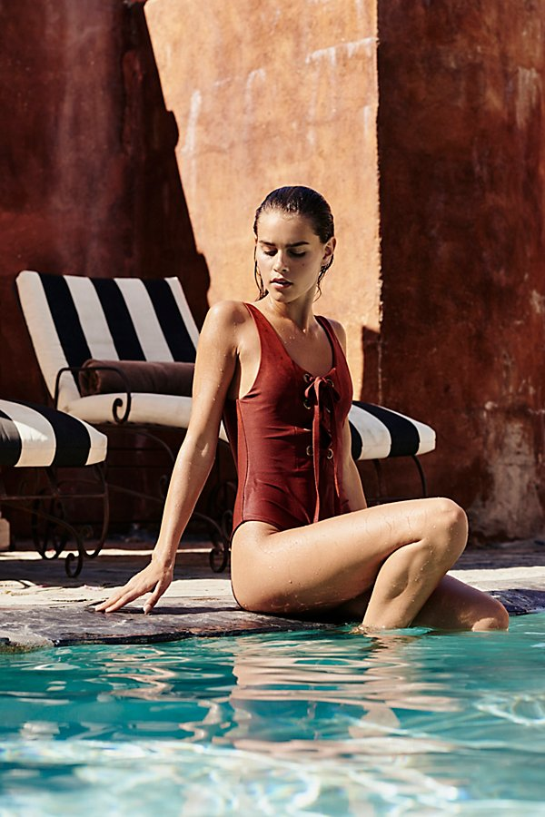Slide View 5: Desa One-Piece Swimsuit