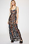 Thumbnail View 2: Beatrice Strappy Maxi Dress