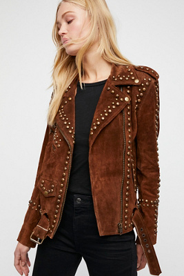 Leather Jackets & Suede Jackets   Free People