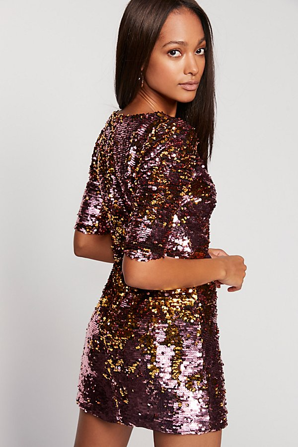 Slide View 2: Sparklers Mini Dress
