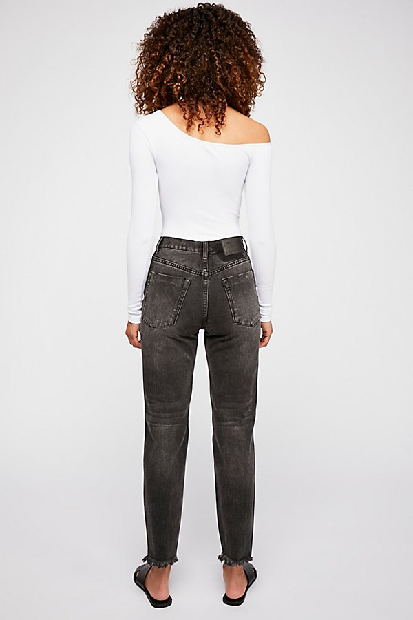 Slide View 2: Legend High Waist Mom Jean