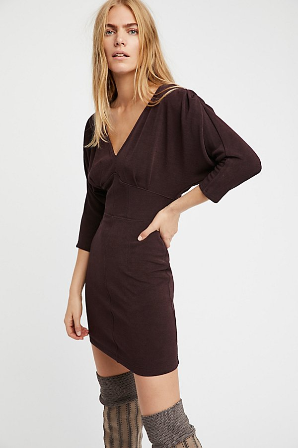 All Nighter Mini Dress by Free People