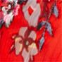 艳红色组合