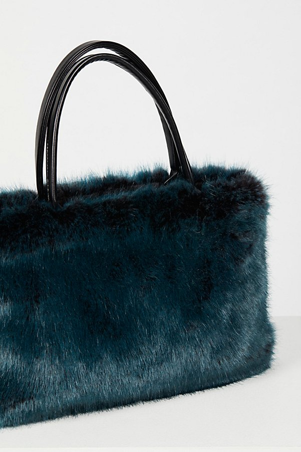 Slide View 2: Rosa Faux Fur Tote