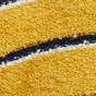 芥末黄条纹