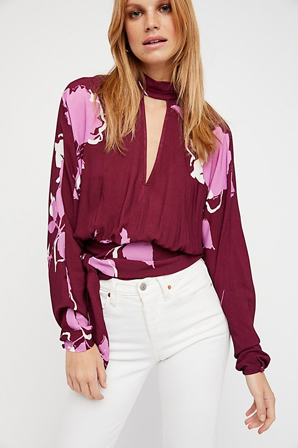 Slide View 1: Say You Love Me Blouse