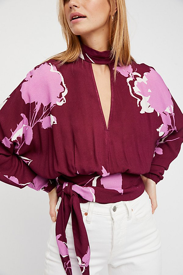 Slide View 3: Say You Love Me Blouse