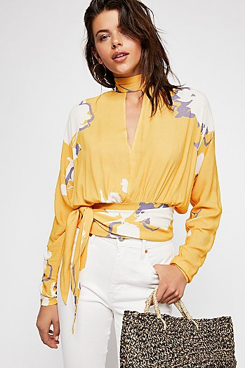 Say You Love Me Blouse