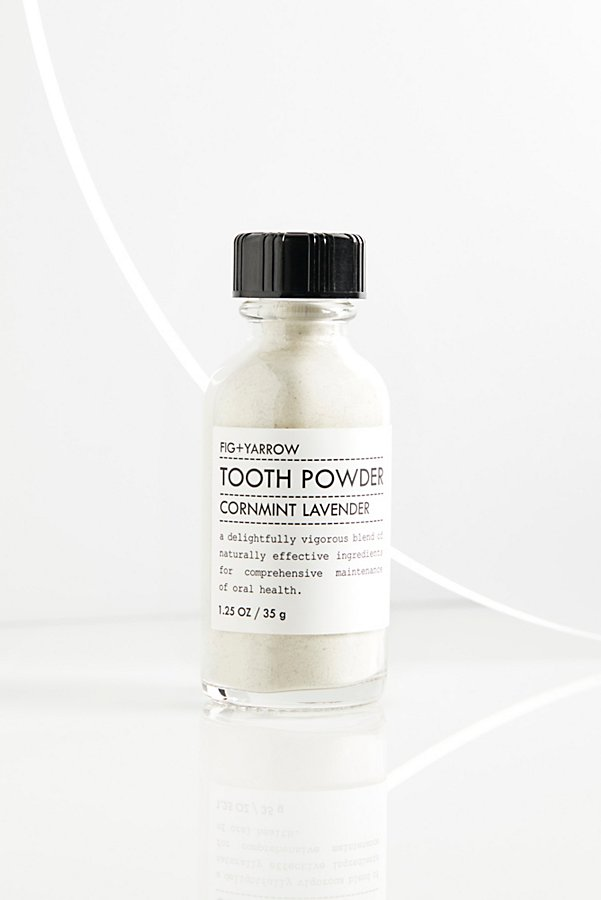 Slide View 1: Fig + Yarrow Tooth Powder