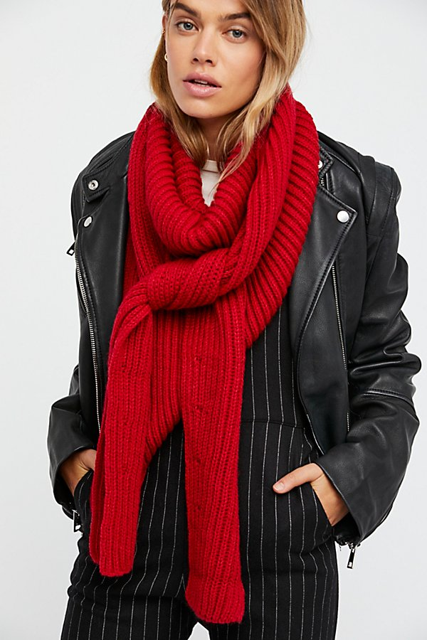 Never Say Never Sweater Wrap by Emilime for FP at Free People