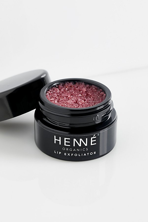 Slide View 1: Henné Organics Nordic Berries Lip Exfoliator