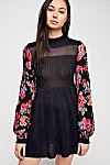 Thumbnail View 1: Rose And Shine Jumper Dress