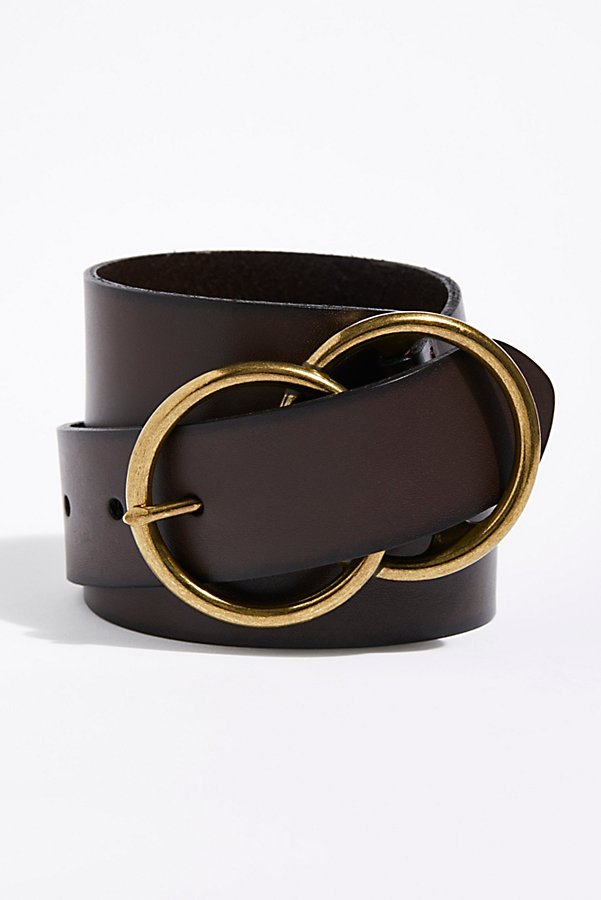Slide View 2: Eternity Leather Belt