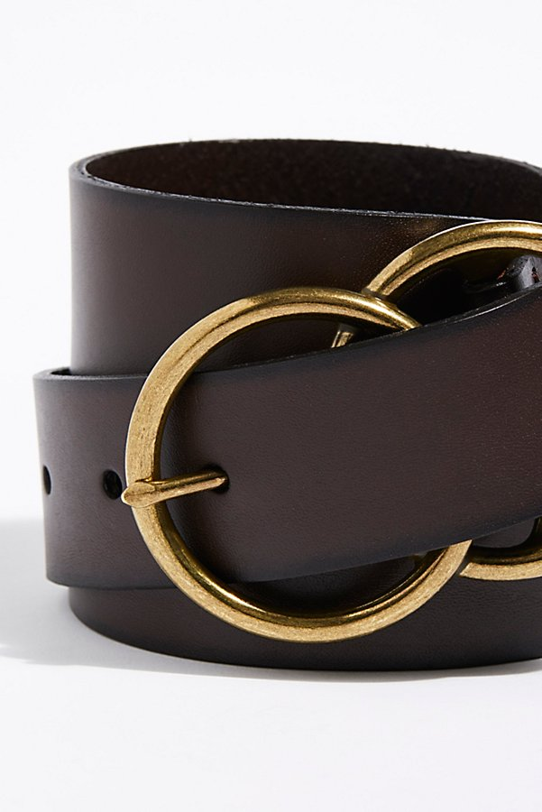 Slide View 3: Eternity Leather Belt