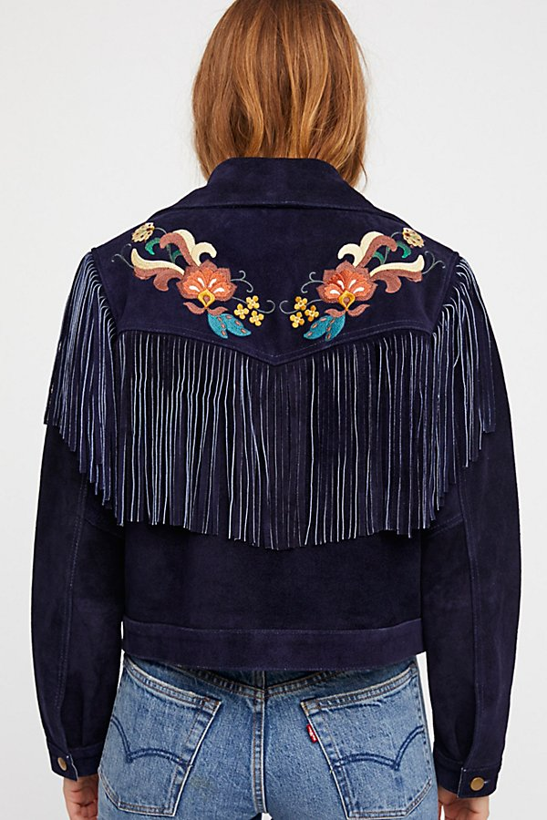 Slide View 2: Fringe Jacket