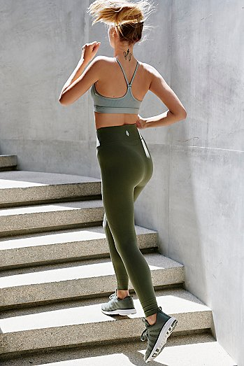 High Waisted Sculpt Legging