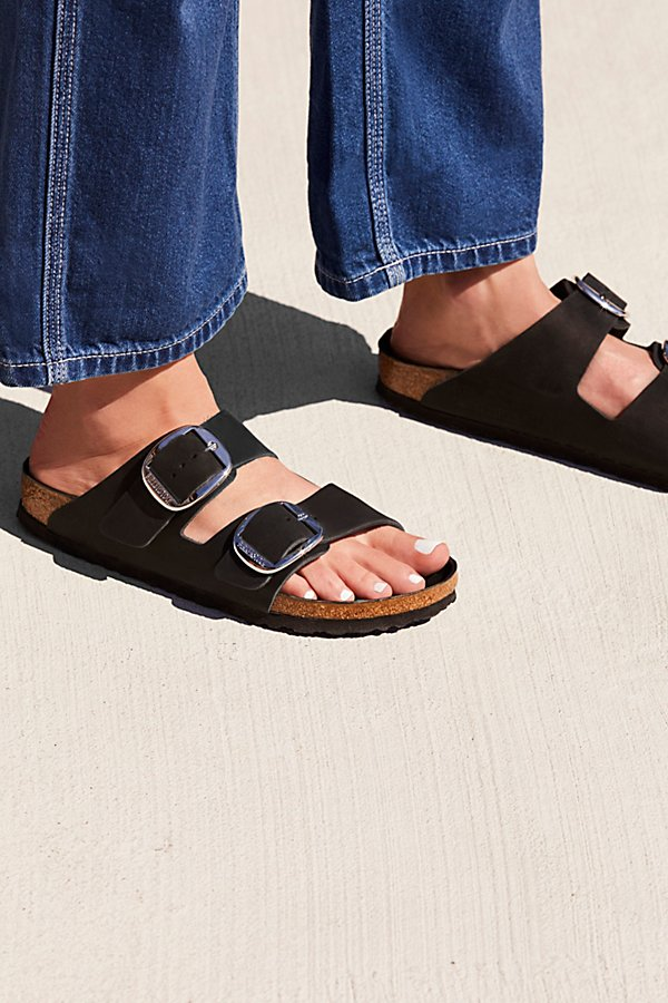 Slide View 1: Arizona Hex Birkenstock Sandal