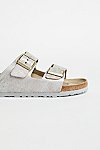 Thumbnail View 3: Arizona Washed Metallic Birkenstock Sandal