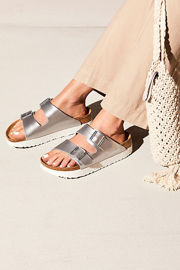 Slide View 1: Arizona Platform Birkenstock Sandal