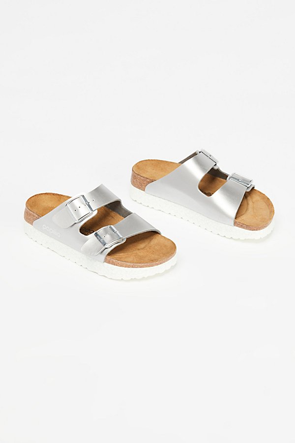 Slide View 2: Arizona Platform Birkenstock Sandal