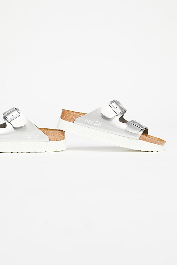 Slide View 4: Arizona Platform Birkenstock Sandal