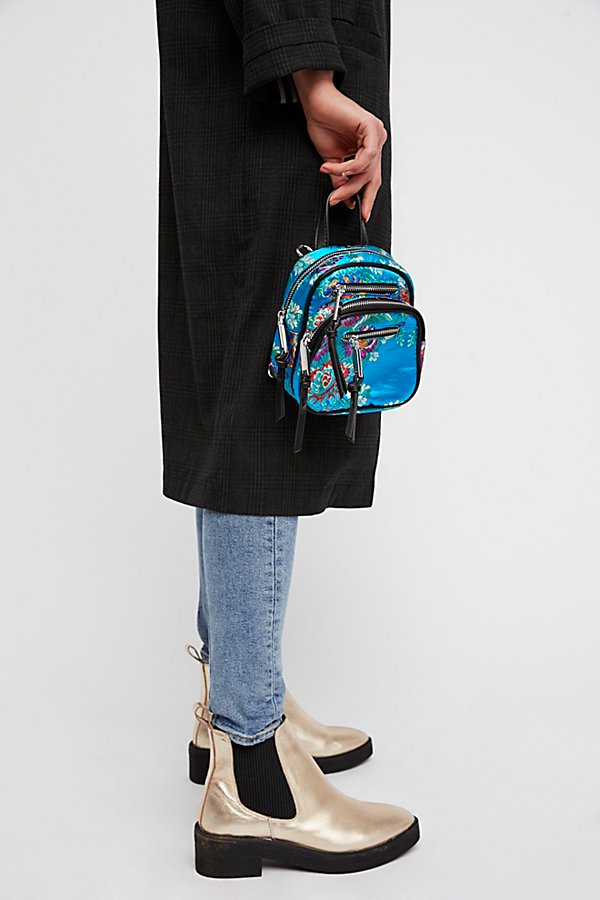 Slide View 1: Kimono Mini Backpack