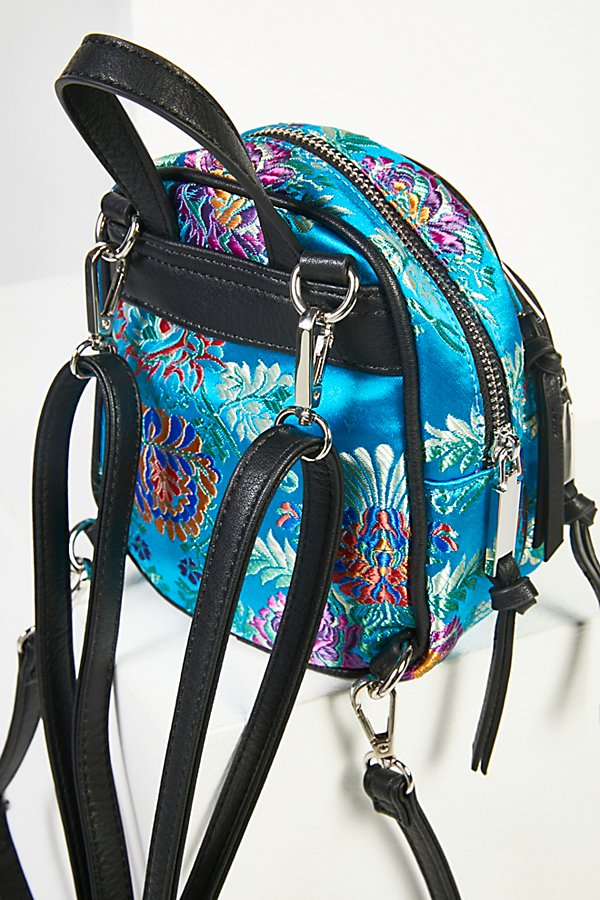 Slide View 3: Kimono Mini Backpack