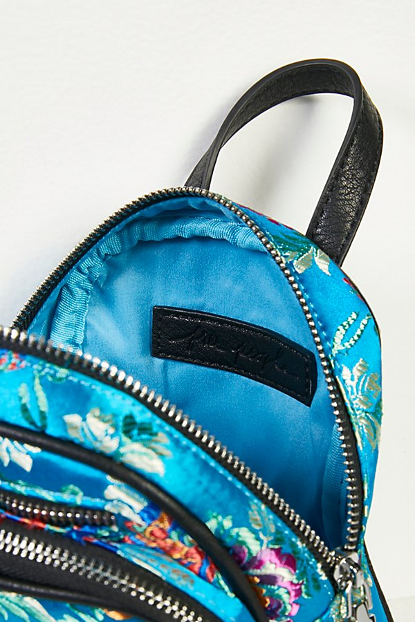Slide View 5: Kimono Mini Backpack