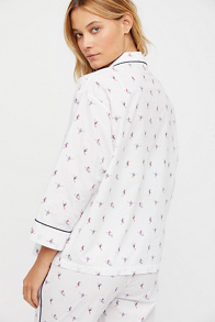 Slide View 2: Marina Pajama Shirt