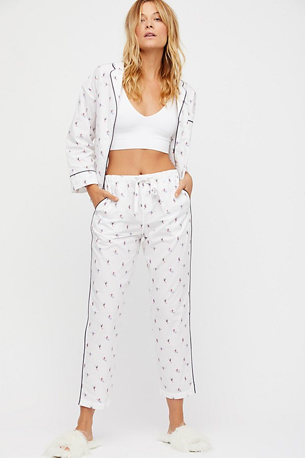 Slide View 1: Marina Pyjama Trouser