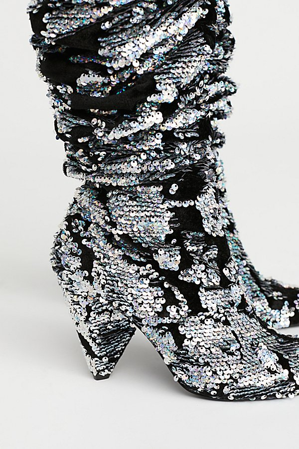 Slide View 2: Midnight Party Sequin Boot