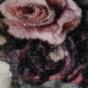 Floral / Black