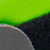 Neon Green / Grey