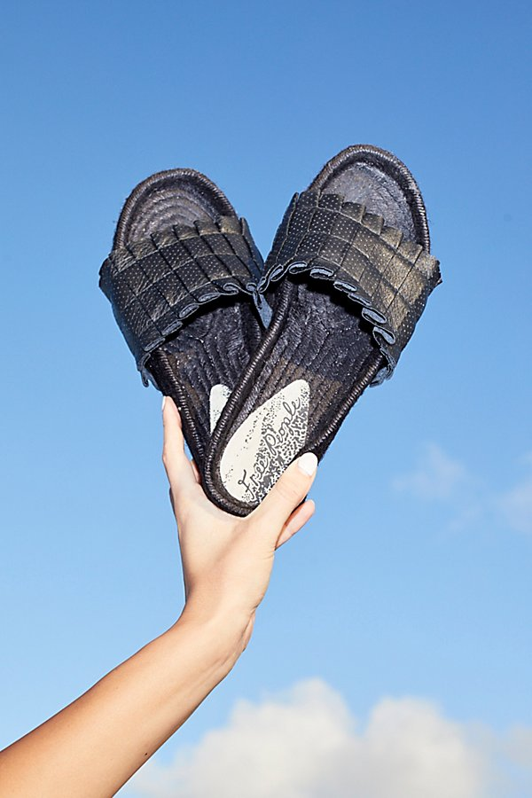 Slide View 1: Island Time Espadrille Sandal