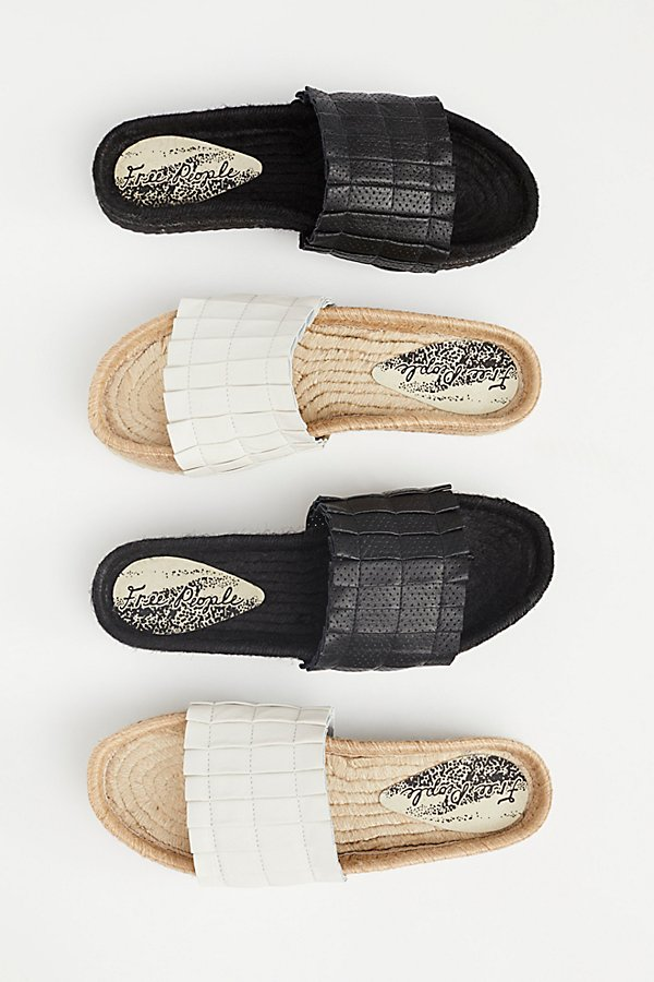 Slide View 2: Island Time Espadrille Sandal