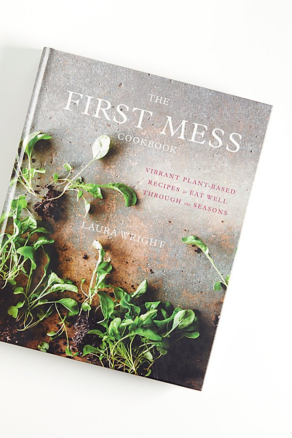 Slide View 1: The First Mess Cookbook