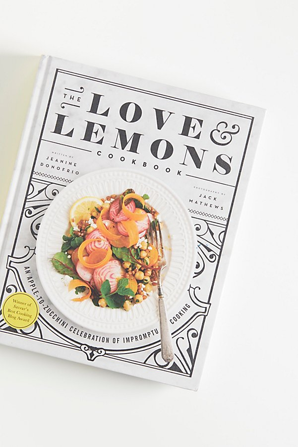 幻灯片视图 1: 《The Love & Lemons Cookbook》