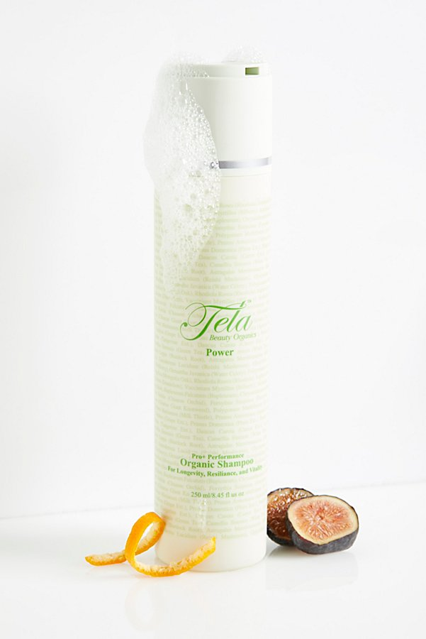 Slide View 1: Tela Beauty Organics Power Shampoo