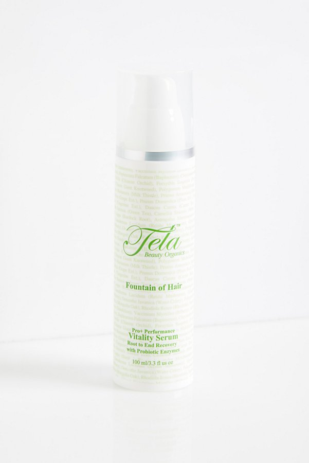 Slide View 3: Tela Beauty Organics Fountain Of Hair Vitality Serum