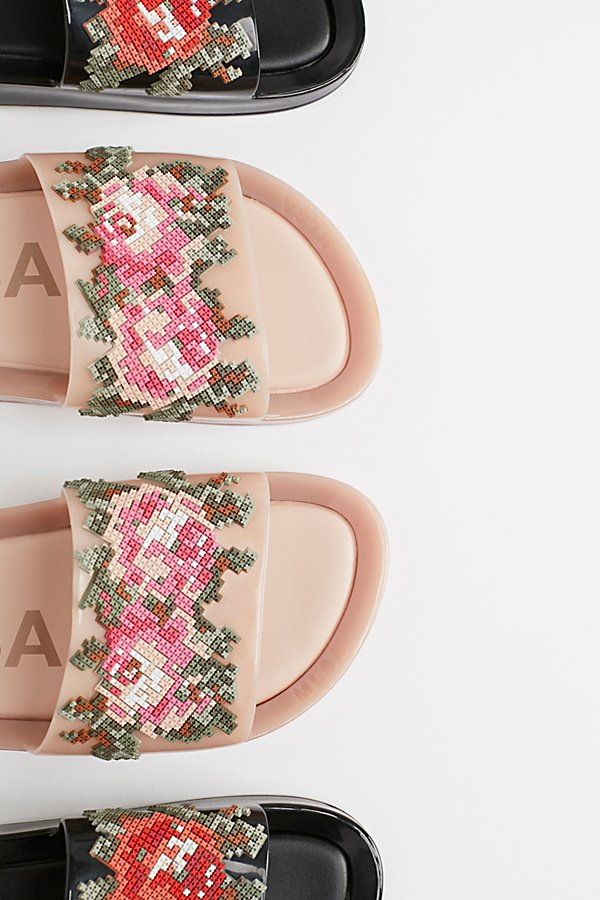 Slide View 1: Vegan Beach Slide Sandal