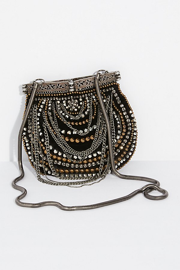Slide View 2: Diamonte Embellished Crossbody