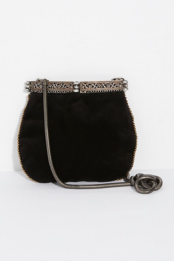Slide View 4: Diamonte Embellished Crossbody