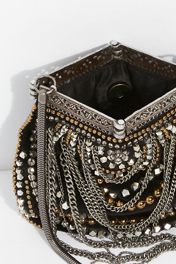 Slide View 6: Diamonte Embellished Crossbody