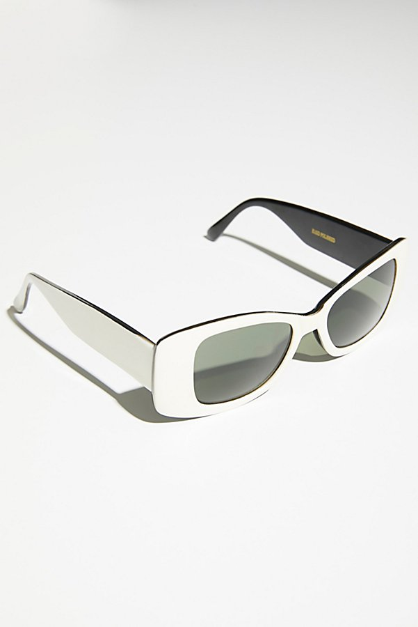 Slide View 2: Drive By Square Sunglasses
