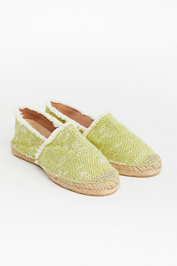 Slide View 3: Llenya Slip On Espadrille