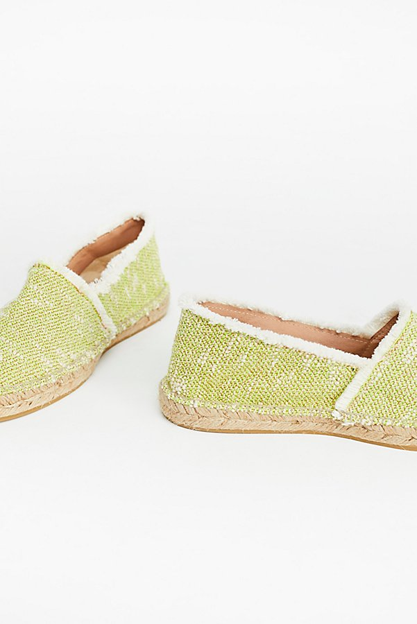 Slide View 4: Llenya Slip On Espadrille