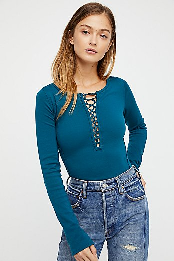We The Free Jacqui Layering Top